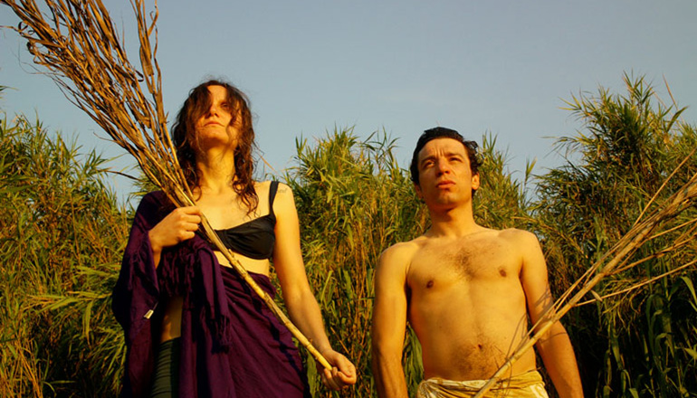 Cascao & Lady Maru