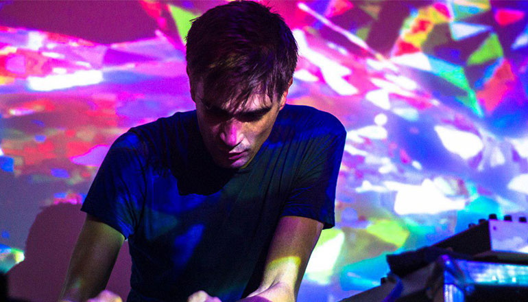 Jon Hopkins DJ Set