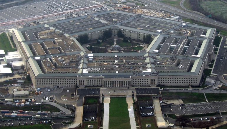David B. Gleason from Chicago, IL - The Pentagon -     CC BY-SA 2.0