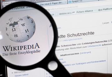 Wikipedia in der Kritik