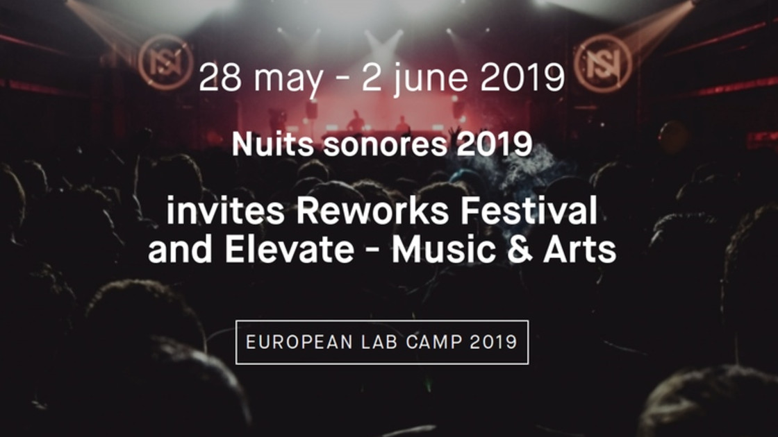 Nuits Sonores/European Lab in Lyon