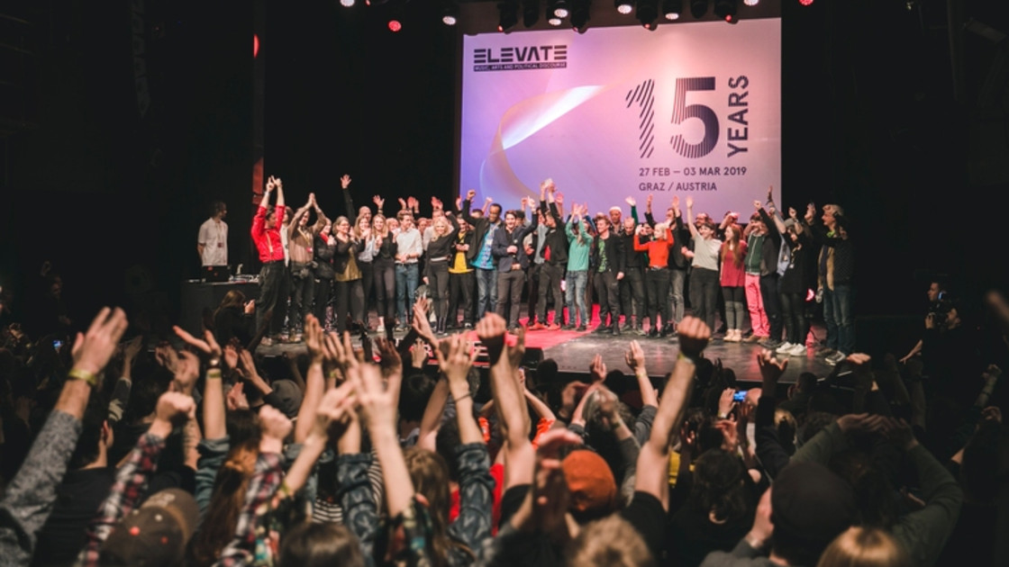 Review of the 15th Elevate Festival